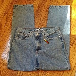 Vtg Tommy Hilfiger Mom Jeans